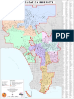 All LAUSD BoardDistricts