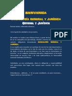 BIENVENIDA Soc. Gral y Jrca.   2020