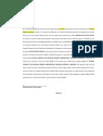 Declaracion jurada procedencia de fondos clientes