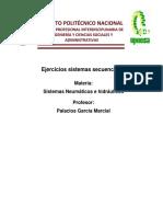 Ejercicios Sistemas Secuenciales