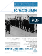 GURPS WWII - Doomed White Eagle