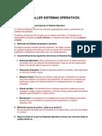 Guía Taller Sistemas Operativos
