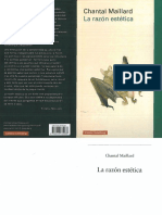 La razon estetica - Chantal Maillard.pdf