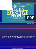 The 7 Habits of Highly Effective People Final