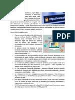 Topologias y pagina web