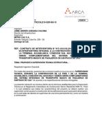 GER-65-ENTIDAD-PROPUESTA SUPERVISION TECNICA ESTRUCTURAL
