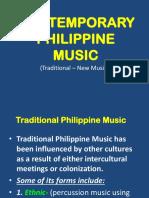 PHILIPPINE CONTEMPORARY MUSIC 10