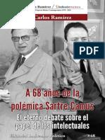 A 68 años de la polémica Sartre-Camus.
