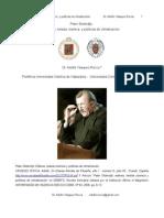 DR. ADOLFO VASQUEZ ROCCA _ PETER SLOTERDIJK; ESFERAS, HELADA CÓSMICA Y POLÍTICAS DE CLIMATIZACIÓN _ UCM