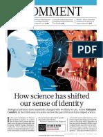Como a ciência moldou o nosso senso de identidade