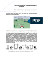 INTRODUCCIÒN A SISTEMA ELÉCTRICO DE POTENCIA