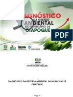 diagnóstico ambiental Oiapoque