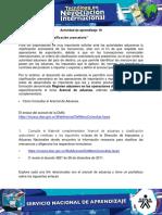 EVIDENCIA 2 TALLER DE CLASIFICACION ARANCELARIA