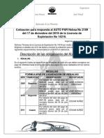 Cotización para respuesta al AUTO PAR Nobsa No 2189 del 17 de diciembre del 2019 de la Licencia de Explotación No 14216.docx