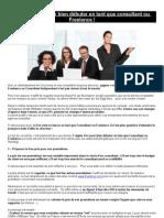 7 Regles Dor Pour Bien Debuter en Tant Que Consultant Ou Freelance