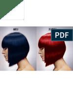 Cambiar color del cabello con Photoshop