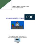 Apostila-Busca Bibliografica UNIVASF