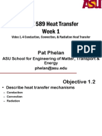 MAE 589 Video 1_4 Conduction Convection & Radiation Heat Transfer