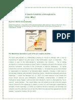 Rumsfeld Helped Al Qaeda Establish a Stronghold in Northwestern Pakistan