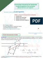 Métodos Númericos-Ceros De Funciones.