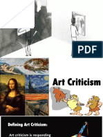 6 - Art Criticism.pptx