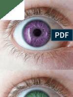 Cambiar color de ojos con Photoshop