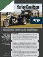 Funeral al estilo Harley Davidson