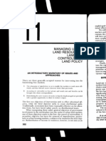 Urban Land Economics Ch11