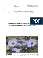 Solanaceas Andinas Peru