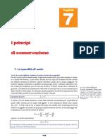 Capitolo 7 - Principi di conservazione - col