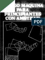 Codigo Maquina Para Principiantes Con Amstrad OCR