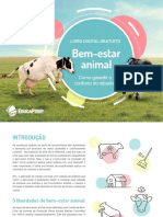 E-book Bem Estar Animal