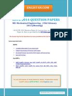 GATE ME_15_feb_Morning Session.pdf