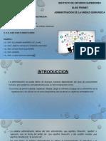 INSTITUTO DE ESTUDIOS SUPERIORES