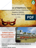PPT Surveillance of Diphtheria  Cases (for Bali)