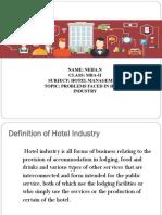 HOTEL MANAGEMENT-PPT