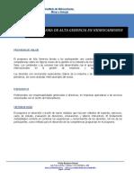 Programa de Alta Gerencia en Hidrocarburos 2015[1]