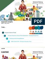 Indonesia Insights - Kantar - 25 May 2018-Rev1