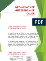 2.4 MECANISMOS DE TRANSFERENCIA DE CALOR-SIMULTÁNEOS