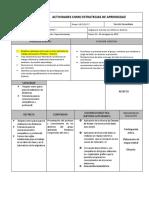 plan trimestral quimica