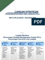 Perancangan Strategik PILL