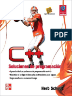 C++ Soluciones de Programacion Mc Graw Hill - Herb Schildt.pdf