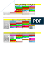 AY-19-20 Sem 2_Time table - Finalised 17-12-2019