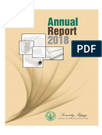 Security Papers Limited 2018 Annual Report
