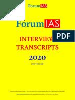 Interview-Transcript-ForumIAS-2020.pdf