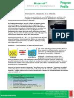 Profile 5930 series Dispersoil. Viscosity Reducer RSK