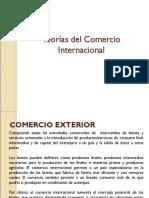 Teorías del Comercio Esterior
