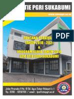 RENCANA STRATEGIS LPM 2018-2021