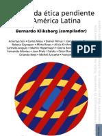 La Agenda Etica Pendiente de America Latina...