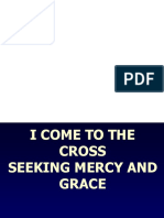 I COME TO THE CROSS
